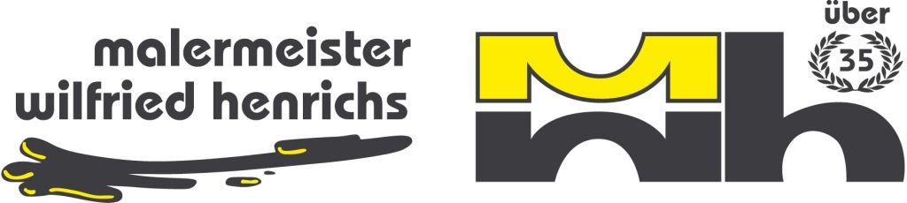 Malermeister Friedrich Henrichs Logo