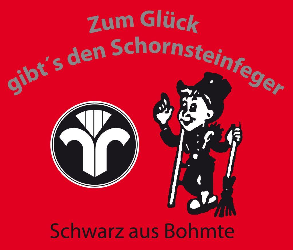 Schornsteinfeger Schwarz Logo